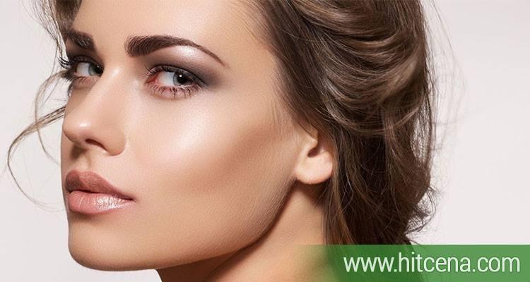 190 rsd vaučer za dva tretmana trajne epilacije celog lica ili tri regije