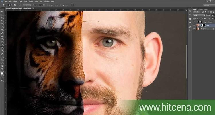 600 rsd multimedijalni kurs za napredne tehnike u Photoshop-u