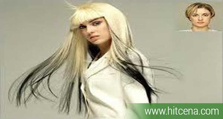 7500 rsd za nadogradnju kose prirodnom kosom brazilskog porekla (tehnike: keratin, microring, cvorovanje, usivanje) na dve lokacije - Astradas