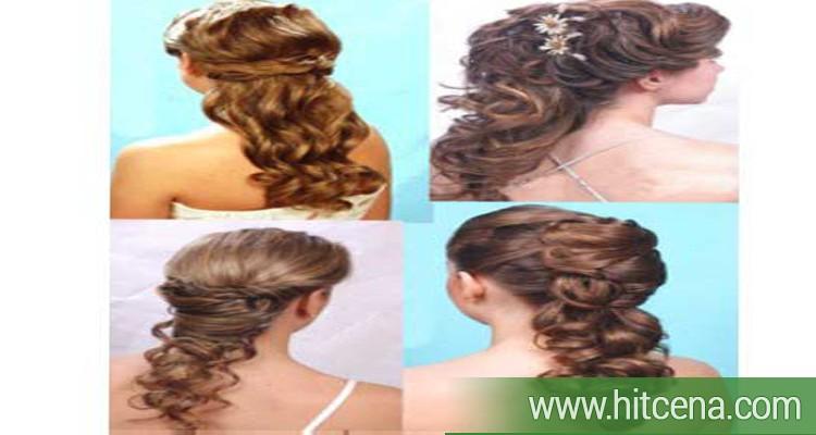 HIT PONUDA: Svecana frizura ili profesionalna sminka za sve prilike na Vasoj kucnoj adresi ili u salonu (na dve lokacije)