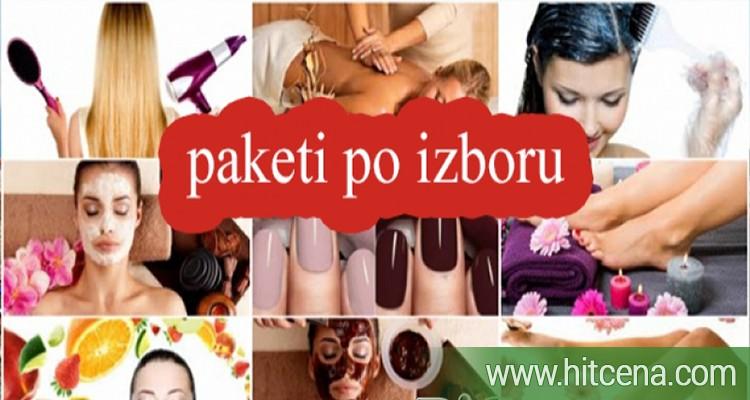 PONUDA kojoj necete odoleti - 20 frizerskih i kozmetickih usluga u salonima Astradas po ceni od 850 rsd