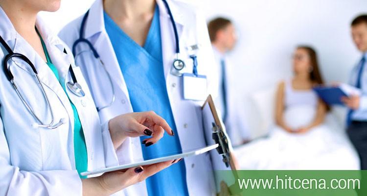 Pregled lekara opšte prakse + bris grla i nosa + analiza krvne slike + analiza na prisustvo kandide po hit ceni od 1700 rsd