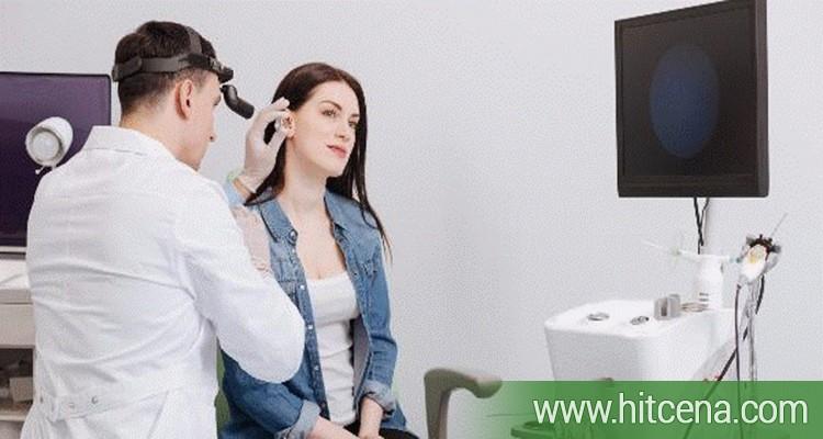 Pregled lekara specijaliste ORL(larinkoskopija, otoskopija, rinoskopija) u Poliklinici Gracia Medika po HITceni 2050din umesto 5500din