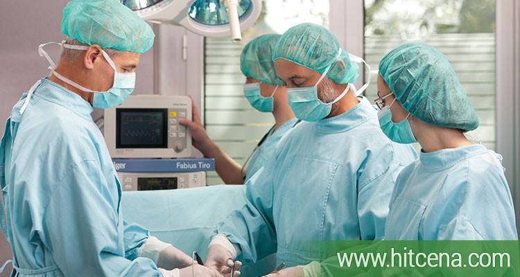 Pregled opšteg hirurga ili hirurga proktologa po hit ceni od 1850 rsd