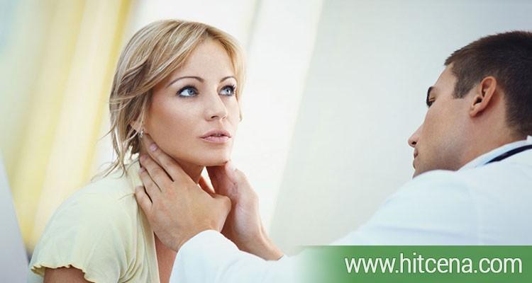 Sistematski pregled štitne žlezde - pregled endokrinologa + hormoni štitne žlezde + UZ štitne žlezde + određivanje terapije po hit ceni od 3790 rsd