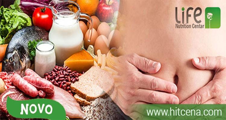 Test intolerancije na hranu uz određivanje metaboličkog tipa ličnosti sa izradom jelovnika po hitceni od 3.000 rsd