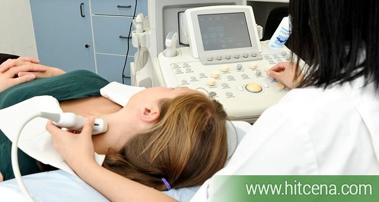 Ultrazvučni pregled po izboru (ultrazvuk abdomena, štitne žlezde, mekih tkiva, testisa ili prostate) u Poliklinici NS-LAB po hit ceni od 1250 rsd