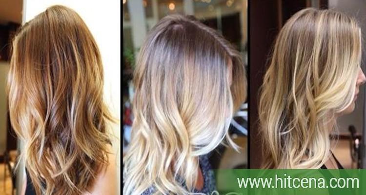 Zbogom Ombre, u trendu je Sombre!!! Hit u svetu, od sada i kod nas - najnoviji trend 3d colora kose - SOMBRE HAIR + feniranje u salonu Astradas 2