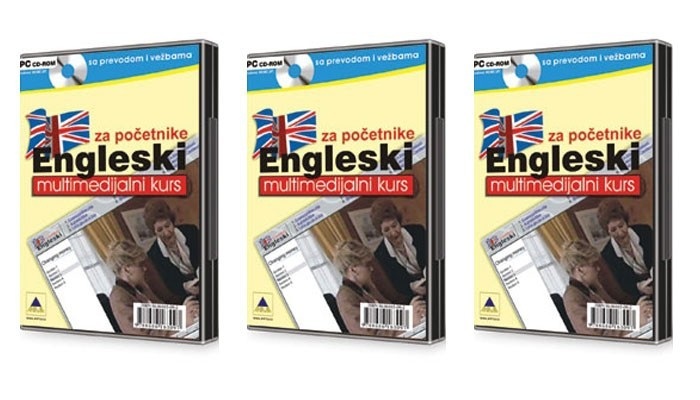 engleski jezik, engleski jezik za pocetnike, engleski jezik na cd-u, anima, hit cena, hitcena.com