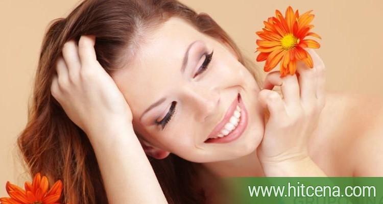 čišćenja lica, uklanjanja tragova šminke, nečistoće - piling lica bioenzimima, masaža lica sa relaksirajućim bio tonerom, poboljšava elastičnost kože, mikrodermoabrazija lica, maska za umirivanje kože,  aplikovanje seruma za lifting