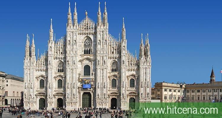 Milano, putovanje u Milano, Milano popusti, putovanje u Milano popusti, popusti na putovanja, putovanja hit cena