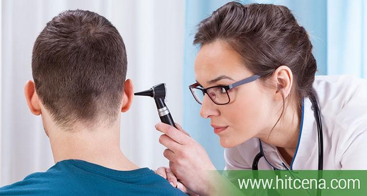 pregled orl lekara, ispiranje ušiju, hit cena, hitcena.com, dr roncevic, zdravlje, popusti