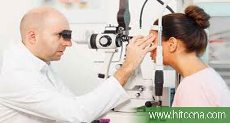 pregled oftalmologa popust, pregled specijaliste oftalmologa ,2500, hitcena