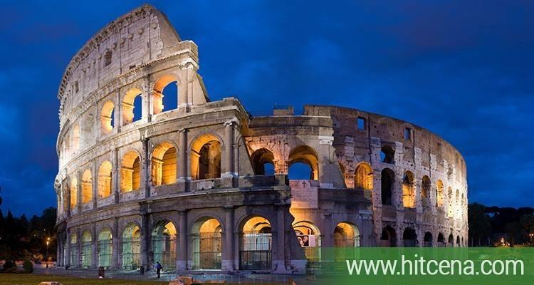 Rim, putovanje u Rim, Rim popusti, putovanje u Rim popusti, popusti na putovanja, putovanja hit cena