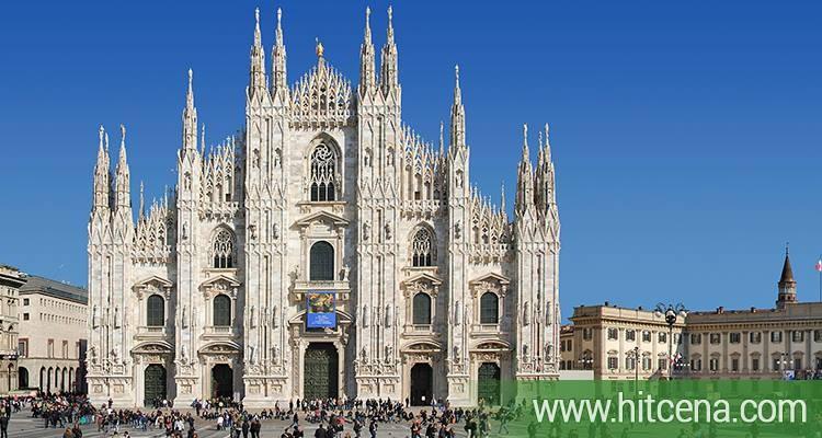 putovanje u Milano, putovanje u milano popusti, hit cena